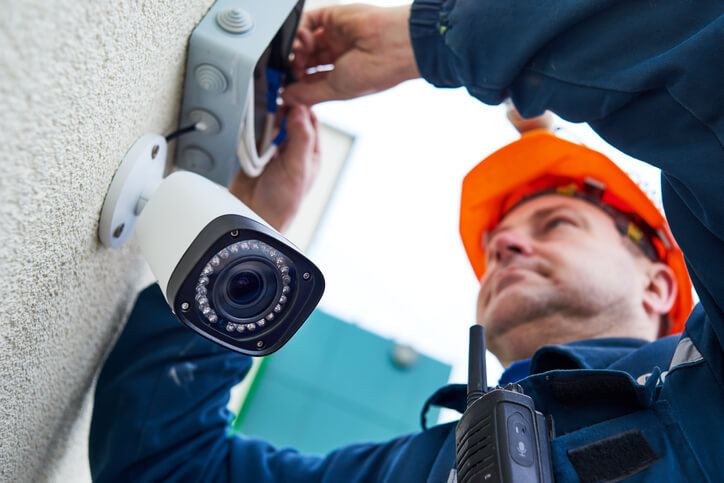 CCTV Installers North West