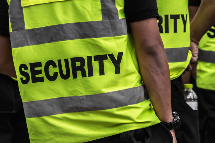 Manned Guarding Security